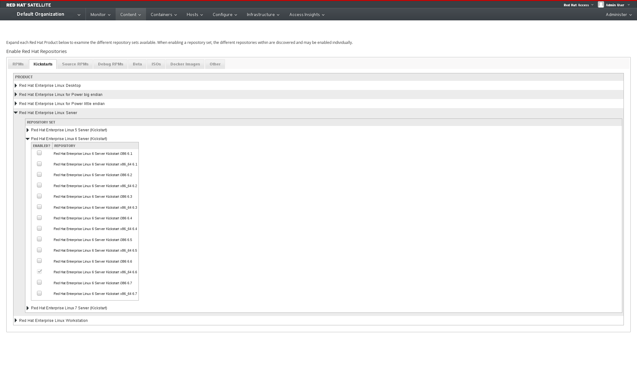Understanding Red Hat Content Delivery Network Repositories