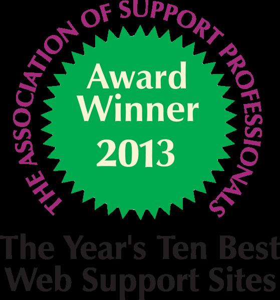 Award Winner 2013