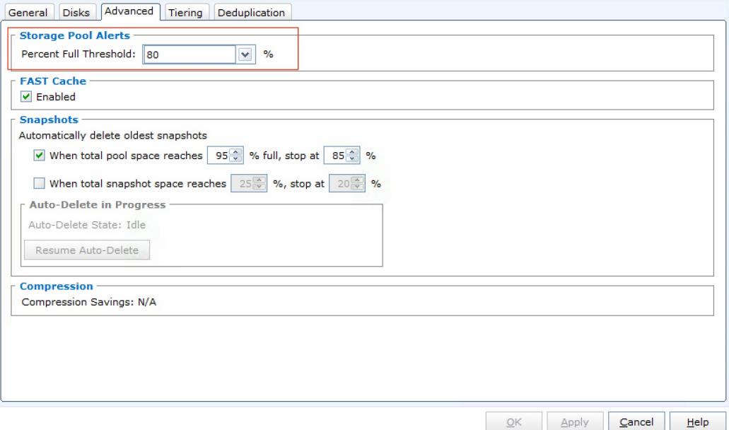 Unable to create cinder volume using backend EMC VNX storage