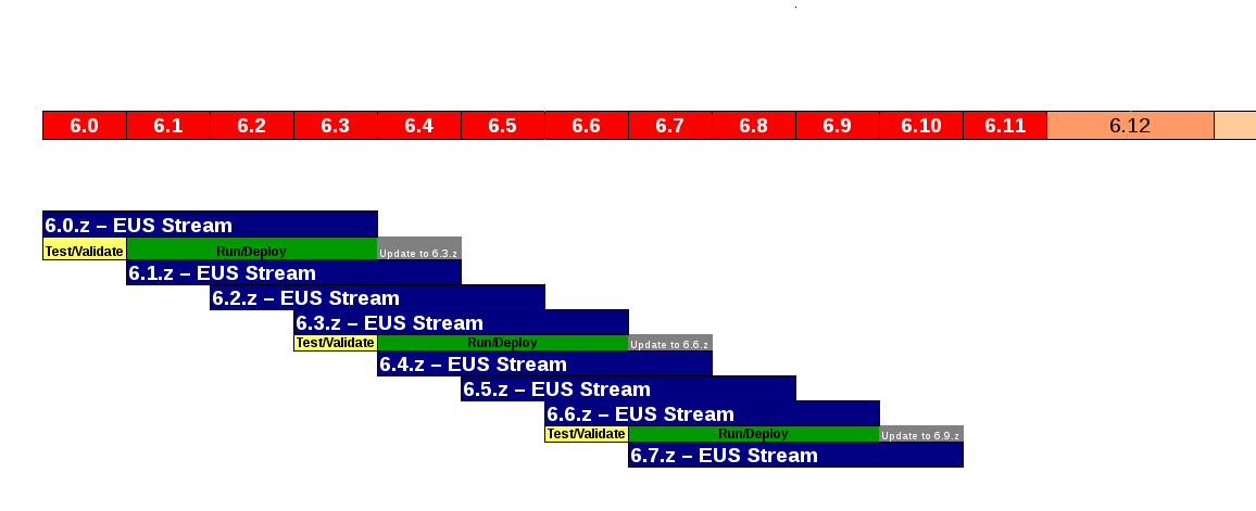 Extended Update Support (EUS) Standard Operating Environment