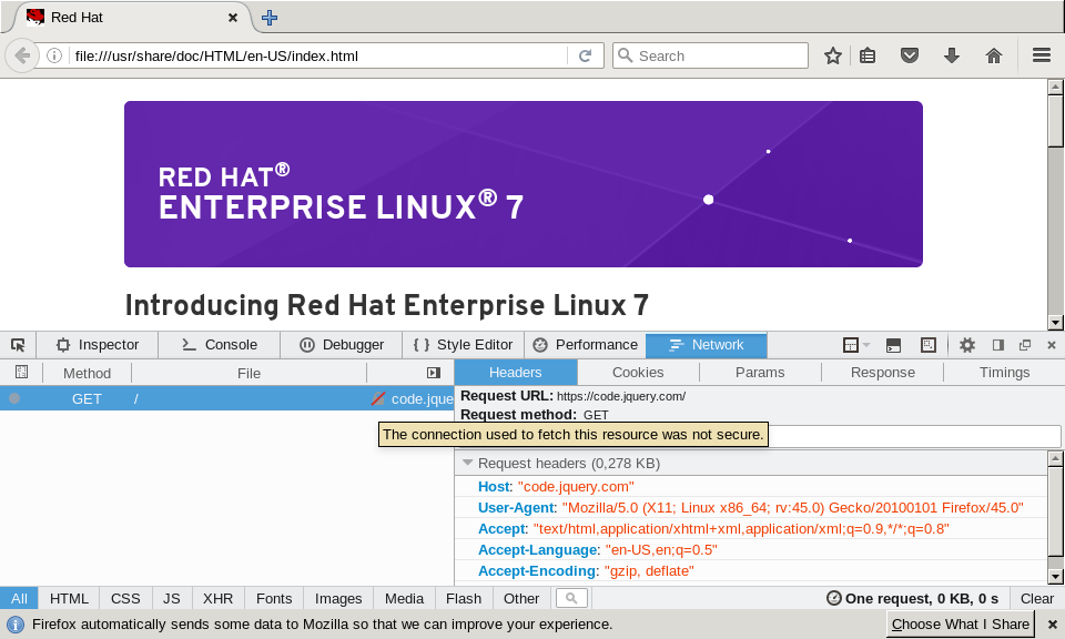 Firefox is unable to verify some certificates - Red Hat Customer Portal
