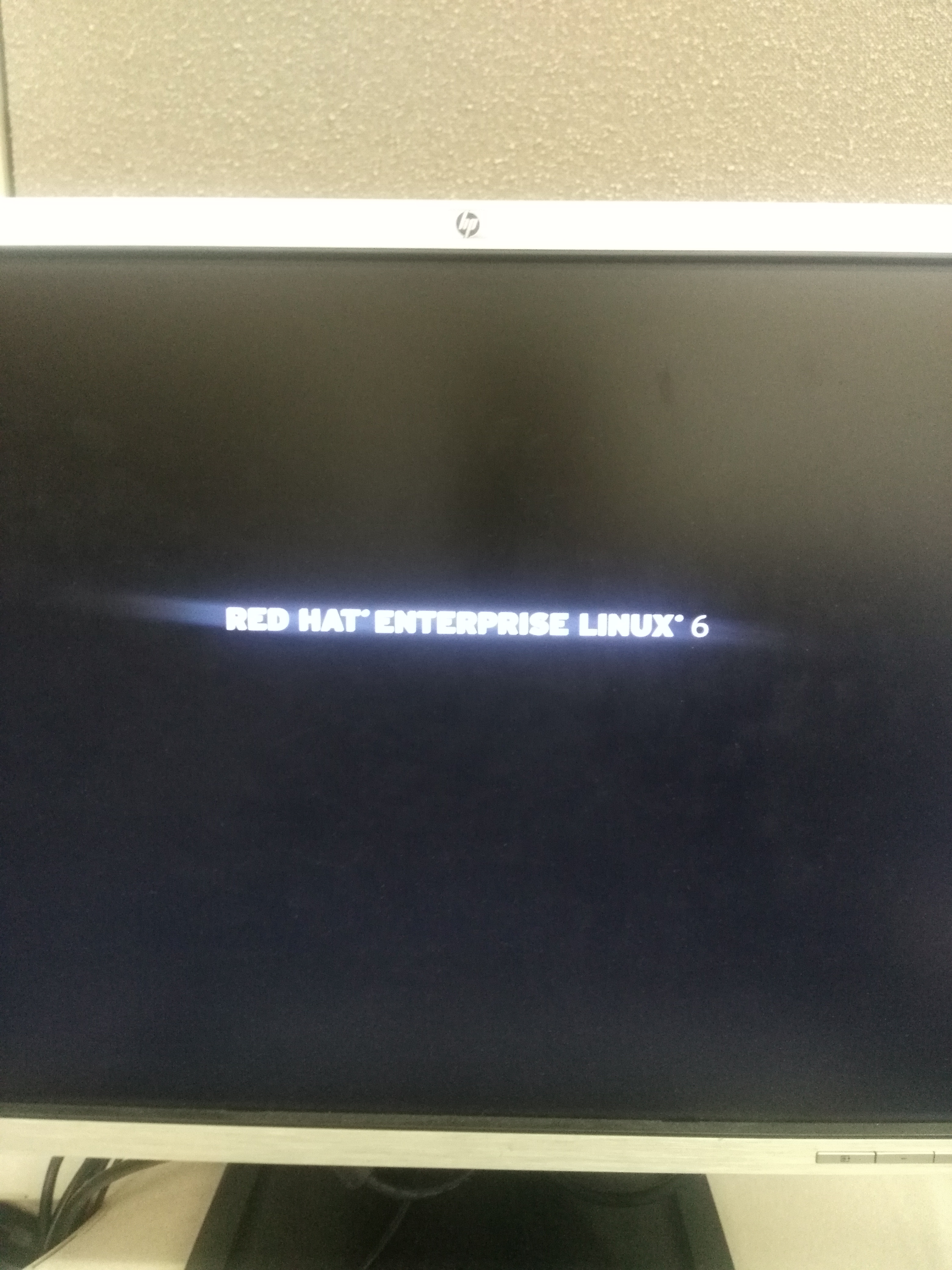 Can't boot into RedHat 6 9  Excruciating install and boot times