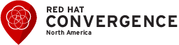 Red Hat Convergence logo