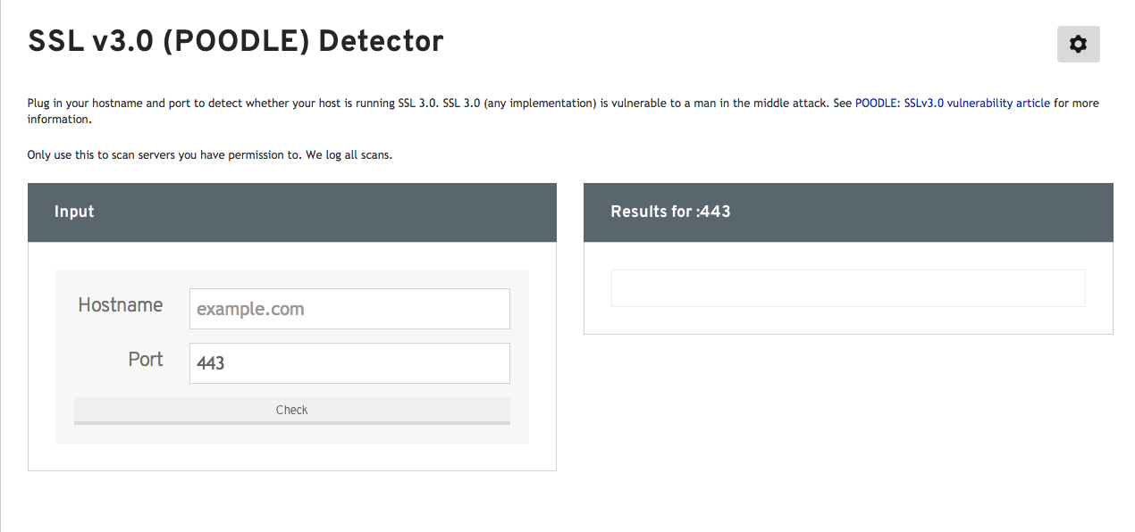 POODLE: SSLv3 vulnerability (CVE-2014-3566) - Red Hat