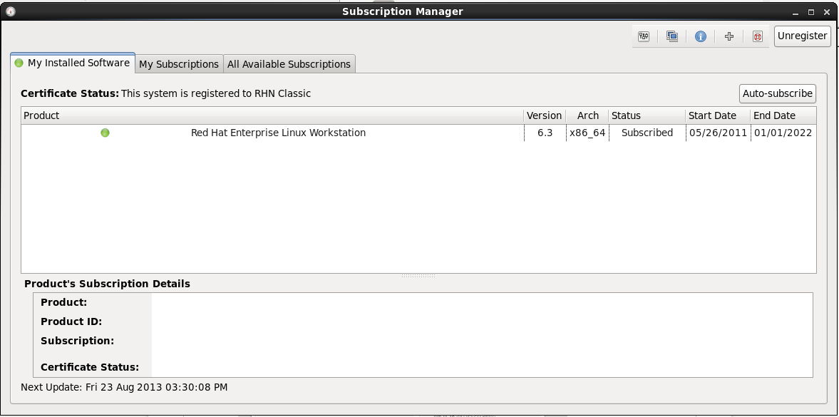 Overview of Red Hat Subscription Management - Red Hat