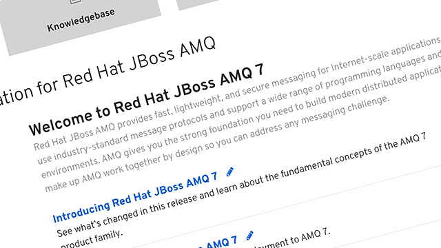 JBoss AMQ 7 is here