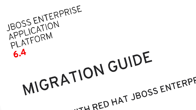 Improvements to JBoss EAP Documentation screenshot