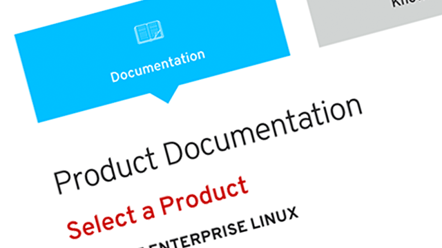 Product Documentation Improvement screenshot