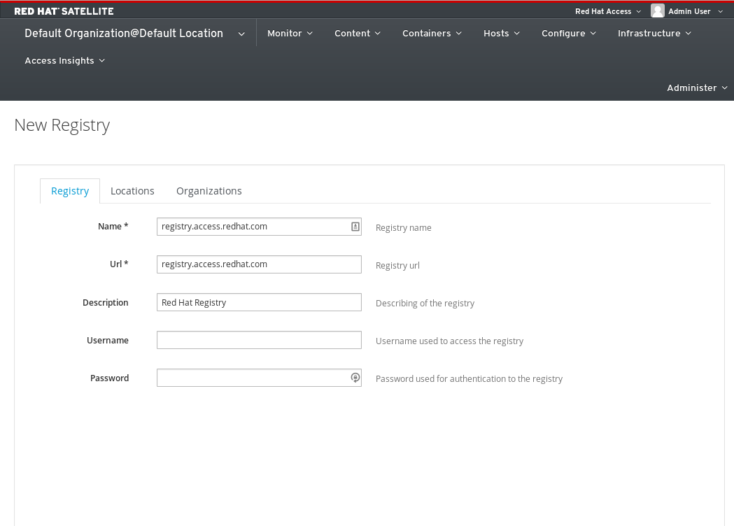 Satellite 6 1 Docker Management and Workflow - Red Hat Customer Portal