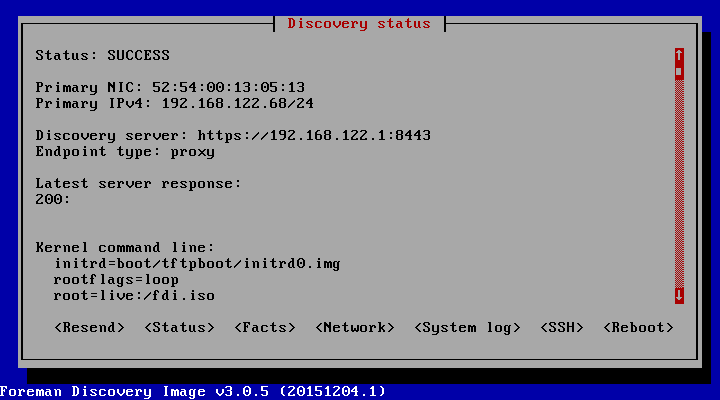 New feature in Satellite 6 1 5: PXE-less discovery - Red Hat