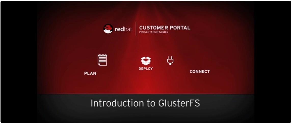 Red Hat Storage - Introduction to GlusterFS