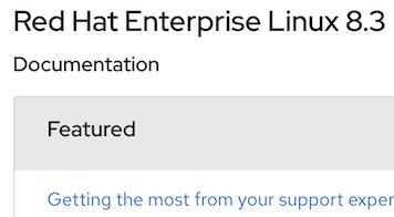 Red Hat Customer Portal: Flexible customer content pilot