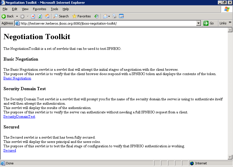 Negotiation Toolkit Front Page