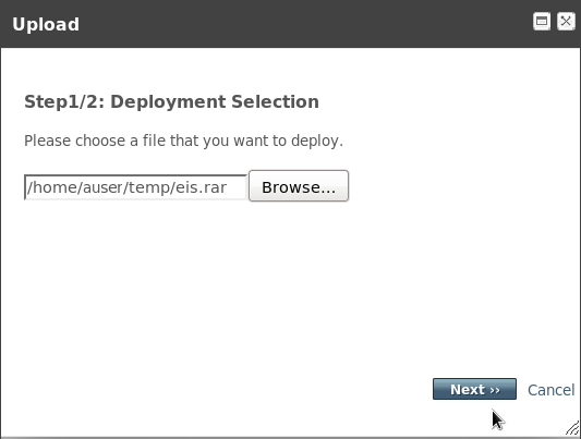Deployment Selection