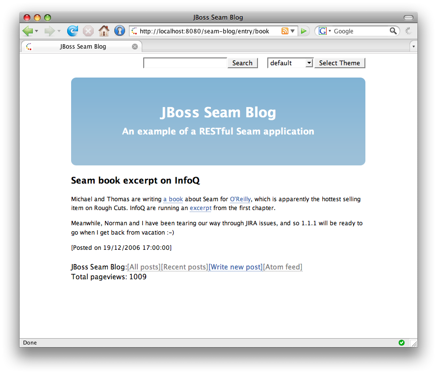 Seam Reference Guide JBoss Enterprise Application Platform