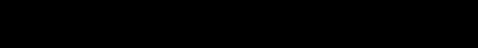 Error Message Format Example