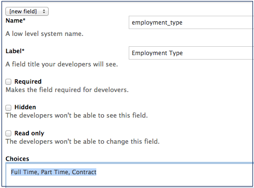 how to send the values of dropdown in javascript