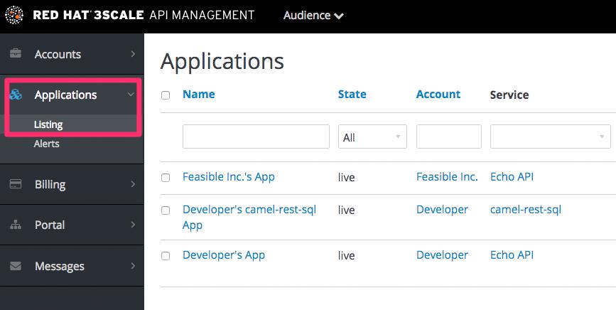 Finding an application part 1
