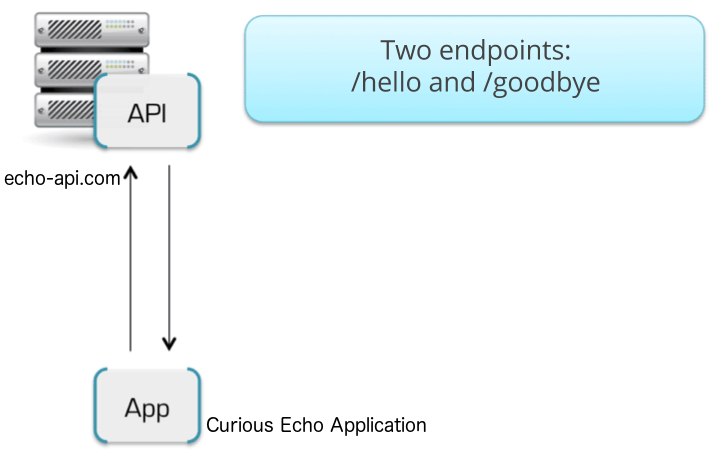 Echo API diagram