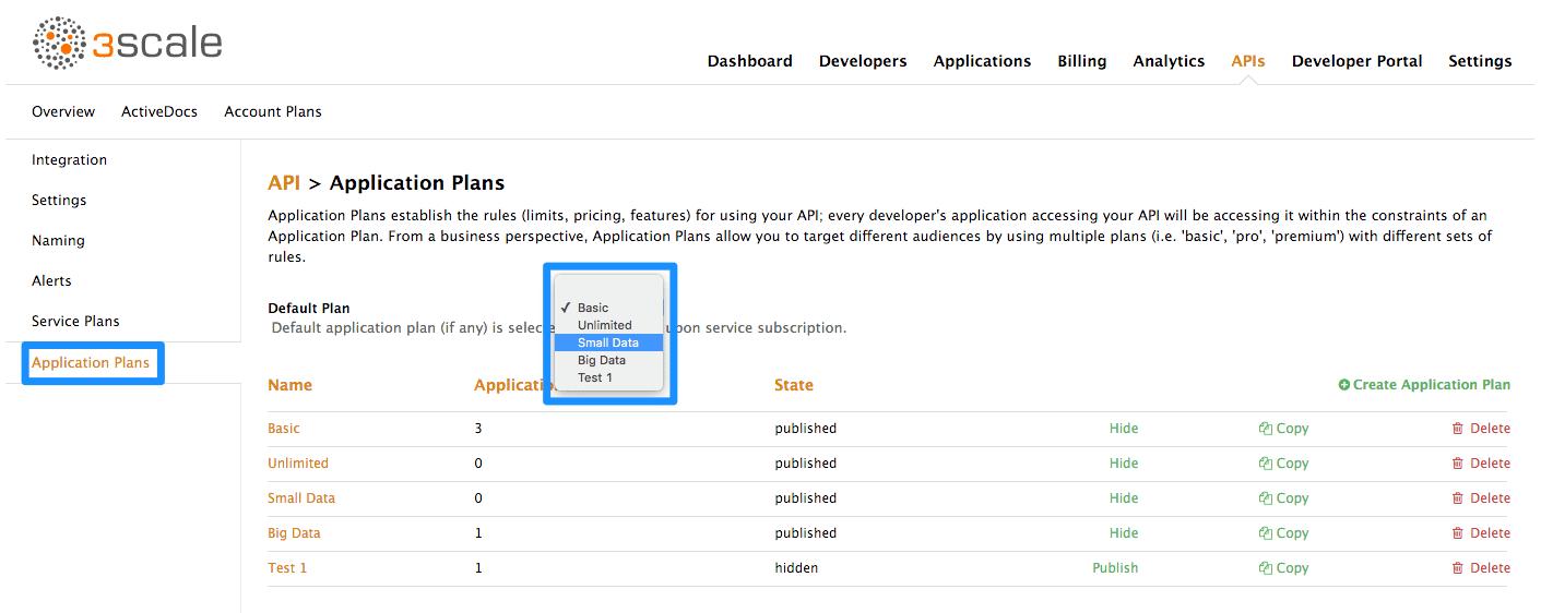 Developer signup flow app plan