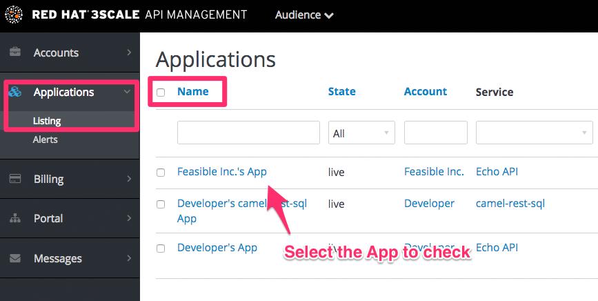 Finding an application part 2