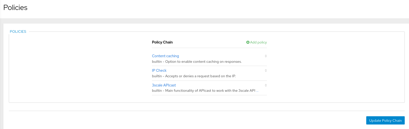 policyChainOverview