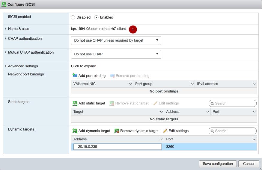 esx web client config iscsi main mod step2