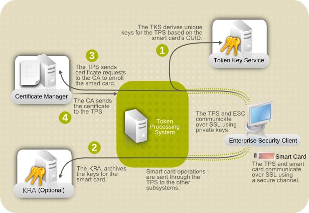 TMS スマートカードの管理方法