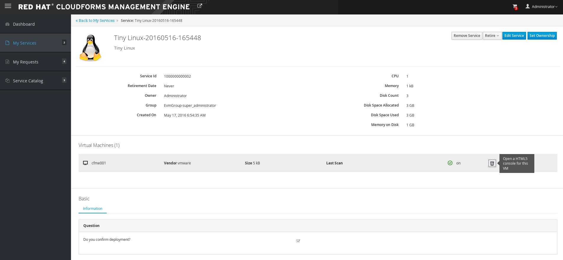SSUI Service Details1