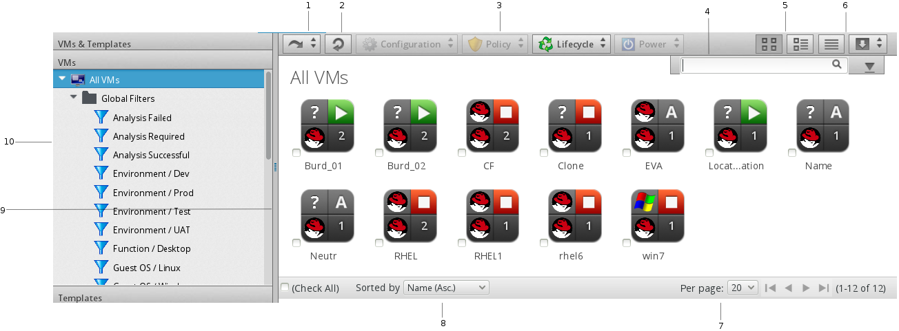 Chapter 3  Virtual Machines - Red Hat Customer Portal