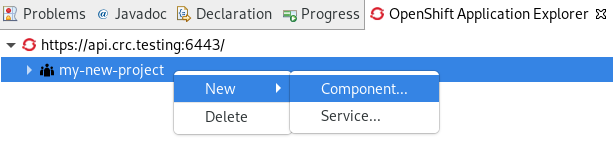 crs os new component