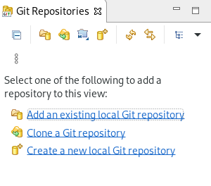 crs git repo view