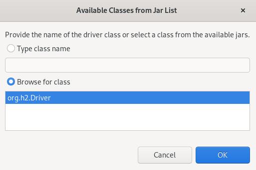 crs class from jar list