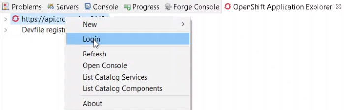 crs os application explorer login2