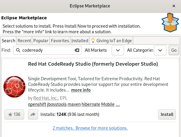 install crs from eclipse