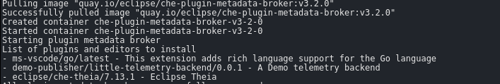 custom telemetry plugin