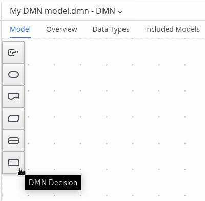 dmn drag decision node