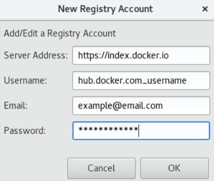 Chapter 3  Developing with Docker Red Hat Developer Studio
