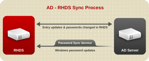 Active Directory — Directory Server Synchronization Process
