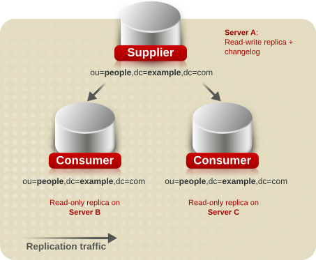Single-Supplier Replication
