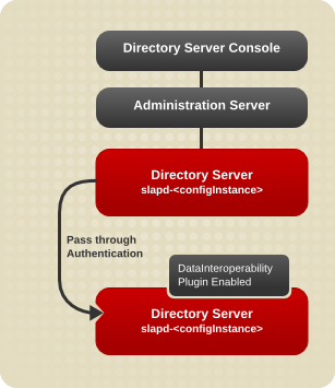 A typical Directory Server Deployment