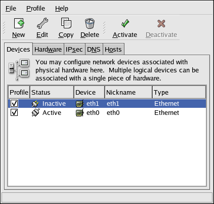 Network Administration Tool