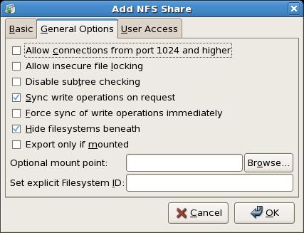 21 6  NFS Server Configuration - Red Hat Customer Portal