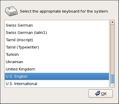 Keyboard Configuration Tool