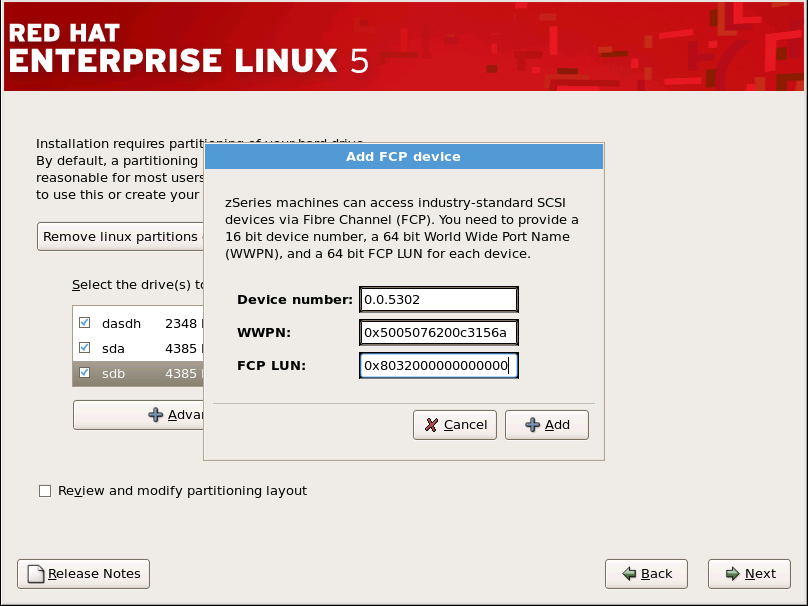 Installation Guide Red Hat Enterprise Linux 5 | Red Hat