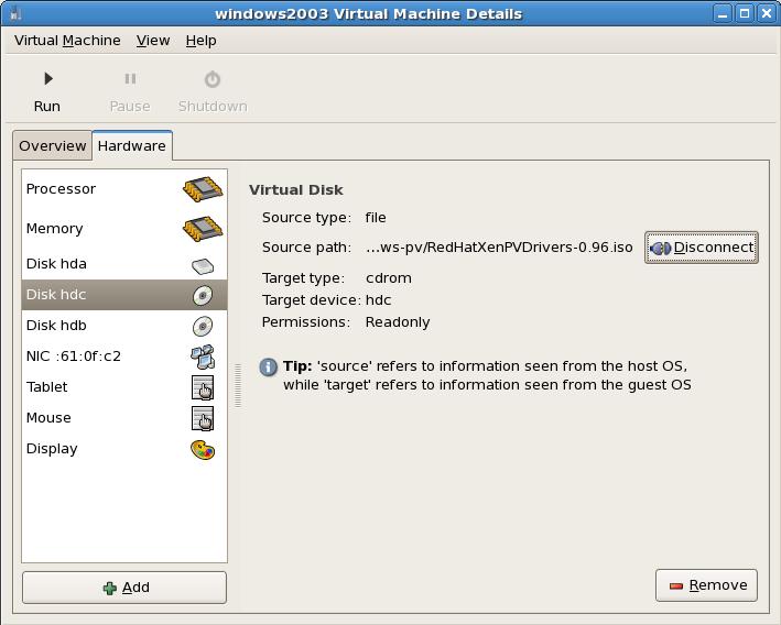 Para-virtualized Windows Drivers Guide Red Hat Enterprise