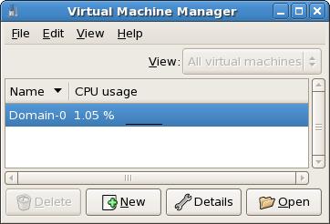 Affiche de l'utilisation CPU
