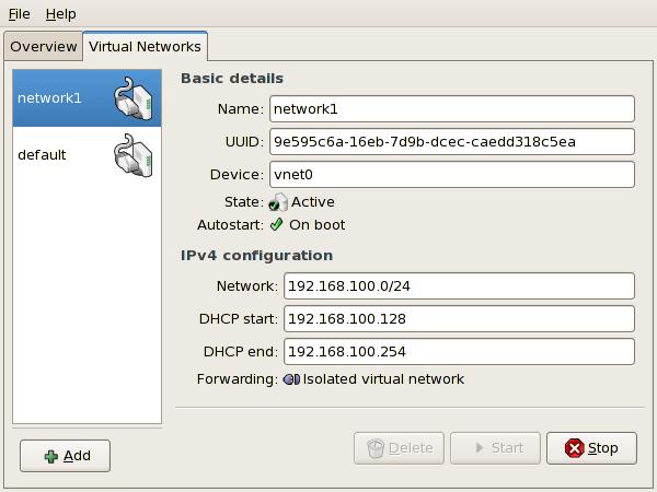 È ora disponibile la nuova rete virtuale