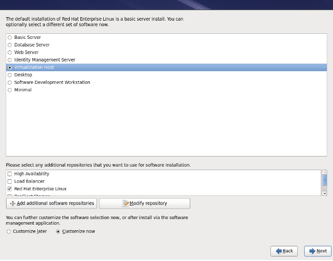 "Installation of ""red hat enterprise linux (rhel) 7. 0"" with screenshots."