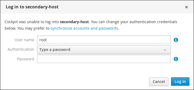 add host passwd
